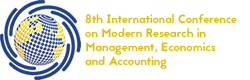 8th International Conference on Modern Research in Management, Economics and Accounting
