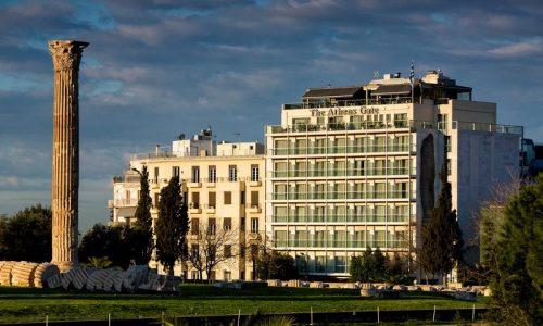 Athens Gate Hôtel