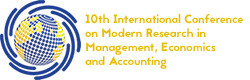 10th International Conference on Modern Research in Management, Economics and Accounting